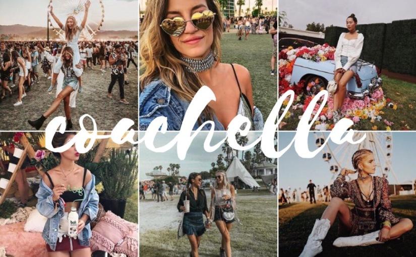 Любими моменти от фестивалаCoachella