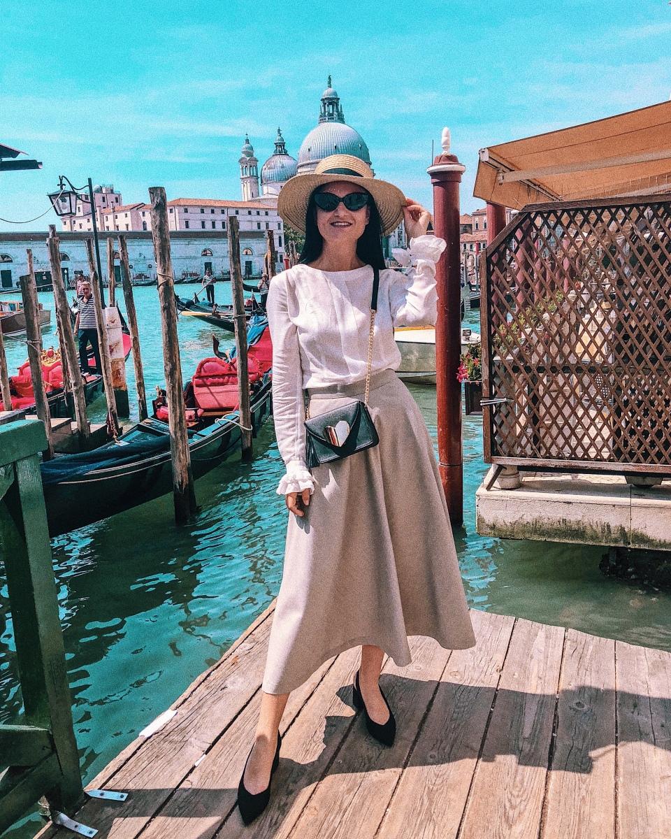 Ела с мен до Венеция