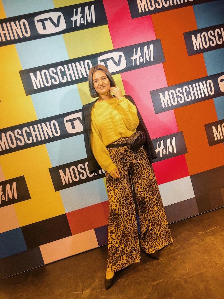 Представяне на колекцията MOSCHINO [tv]H&M