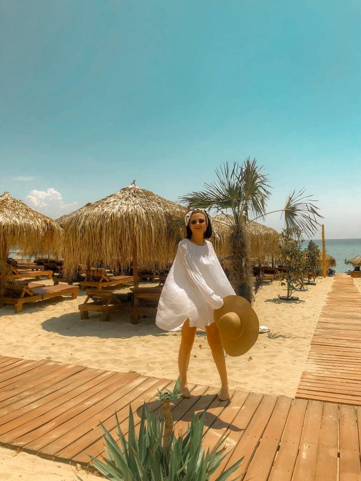 Ела с мен до Неа Перамос –Гърция