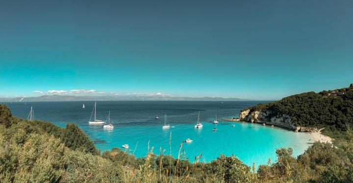 Топ 10 плажа на островите Паксос иАнтипаксос
